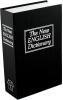 фото Книга-сейф Эврика Английский словарь средний