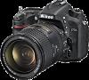 фото Цифровой фотоаппарат Nikon D7100 Kit 18-300 VR