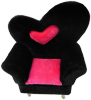 фото Шкатулка 31 ВЕК Розовое сердце X11-307H