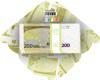 фото Конверт Эврика Гигант 200 евро $
