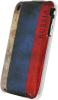 фото Накладка на заднюю часть для Apple iPhone 3G MBM Флаг Russia
