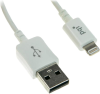 фото USB дата-кабель для Apple iPad 4 PQI i-Cable Lightning 100 см