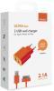 фото Зарядное устройство для Apple iPad 4 Deppa Ultra Colors 11372