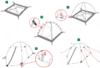 Инструкция по сборке: Палатка KSL Spark 2 Alexika.
