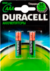 фото Аккумулятор Duracell HR03-2BL 950 mAh