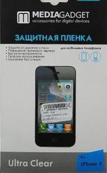 фото Защитная пленка для Apple iPhone 4 Media Gadget Premium (RTL)