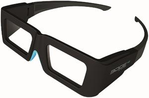 3d фильм для активные очки
