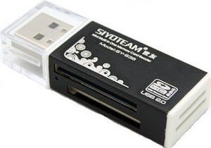 фото Card Reader Siyoteam SY-638 USB
