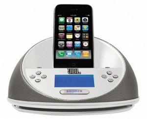 фото Док-станция для Apple iPhone 4 JBL On Time Micro