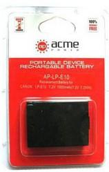 Фото аккумуляторной батареи AcmePower AP LP-E10