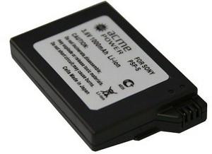 Фото аккумулятора для PSP Slim 3000 AcmePower AP-PSP-S