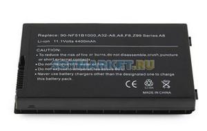 Фото аккумуляторной батареи Asus A32-A8