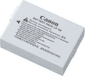 Фото аккумуляторной батареи Canon LP-E8