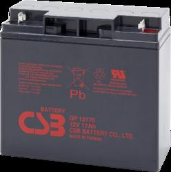 Фото аккумуляторной батареи CSB GP 12170 для UPS