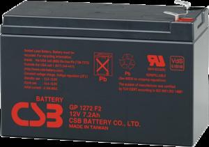 Фото аккумуляторной батареи CSB GP 1272 для UPS