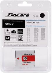 Фото аккумуляторной батареи Digicare PLS-BG1