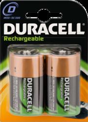 Фото аккумуляторной батарейки Duracell HR20