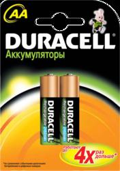 фото Аккумулятор Duracell HR6-2BL 2400 mAh