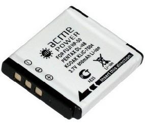 Фото аккумуляторной батареи AcmePower NP-50