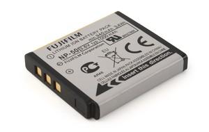 Фото аккумуляторной батареи Fujifilm NP-50