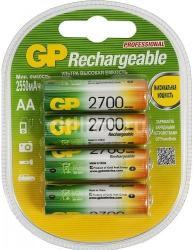 Фото аккумуляторной батарейки GP 270AAAHC-UC4