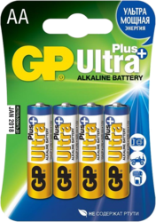 фото Батарейки GP 15AUP-CR4 Ultra Plus