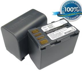 Фото аккумулятора для видеокамеры JVC Everio GZ-MG130 BN-VF823