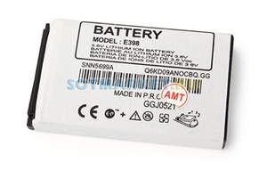 фото Аккумулятор для Motorola E398