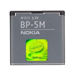 Фото аккумулятора Nokia 7390 BP-5M
