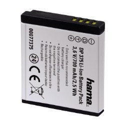фото Аккумулятор для Panasonic DMC-FT2 HAMA DP-375