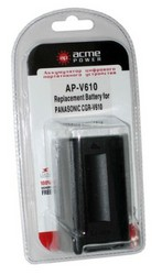 фото Аккумулятор для Panasonic NV-VS7 AcmePower AP-V610
