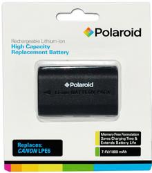 Фото аккумуляторной батареи Polaroid LP-E6