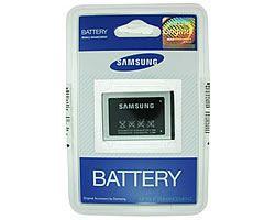 Фото аккумулятора Samsung GT-B2100 AB553446BU