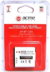 фото Аккумулятор для Samsung HMX-T10 AcmePower AP BP-125A