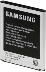 Фото аккумуляторной батареи Samsung EB-L1G6LLU