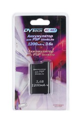 фото Аккумулятор для Sony PSP Slim & Lite (PSP-3008) DVTech AC467