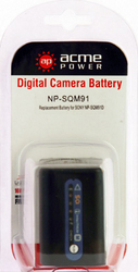 фото Аккумулятор для Sony CCD-TR748 AcmePower AP NP-QM91D