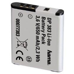фото Аккумулятор для Sony Cyber-shot DSC-S750 HAMA DP-383