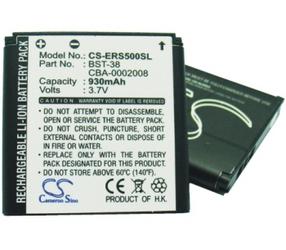 фото Аккумулятор для Sony Ericsson R306i