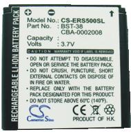 фото Аккумулятор для Sony Ericsson S500i