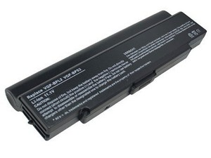 Фото аккумулятора Sony VAIO VGN-SZ70 TopON TOP-BPL2 (повышенной емкости)