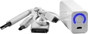 Фото зарядки Аккумулятор для Apple iPhone 3GS TopON TOP-MICRO универсальный внешний