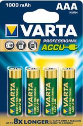 Фото аккумуляторной батарейки VARTA 5703-BL4