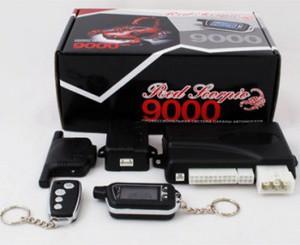 Автосигнализация Red Scorpio 9000 инструкция - картинка 1