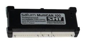 CAN-адаптер Saturn MultiCAN 100 SotMarket.ru 2590.000