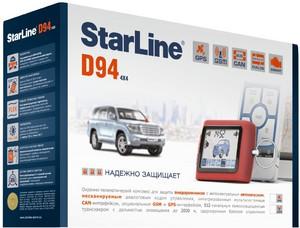 фото GSM автосигнализация StarLine D94 GSM