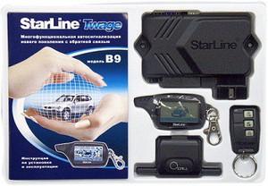 StarLine B9 купить, отзывы - АвтоПрофи