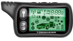 Фото брелок для сигнализации Tomahawk TZ-9010
