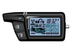 Брелок для сигнализации Pandora DeLuxe 1870i LCD D154 SotMarket.ru 2950.000