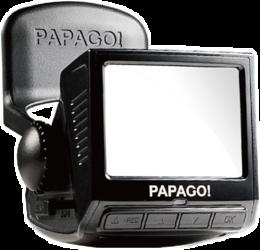фото Видеорегистратор PAPAGO! P3